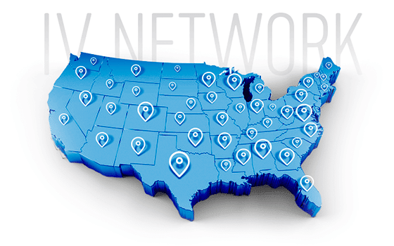 IV Network Map design